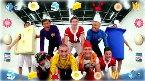 The Wiggles - Ooey, Ooey, Ooey Allergies!
