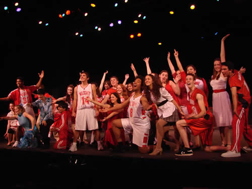 high school musical on stage disneywiki