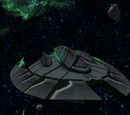 Vossk Missile Ship