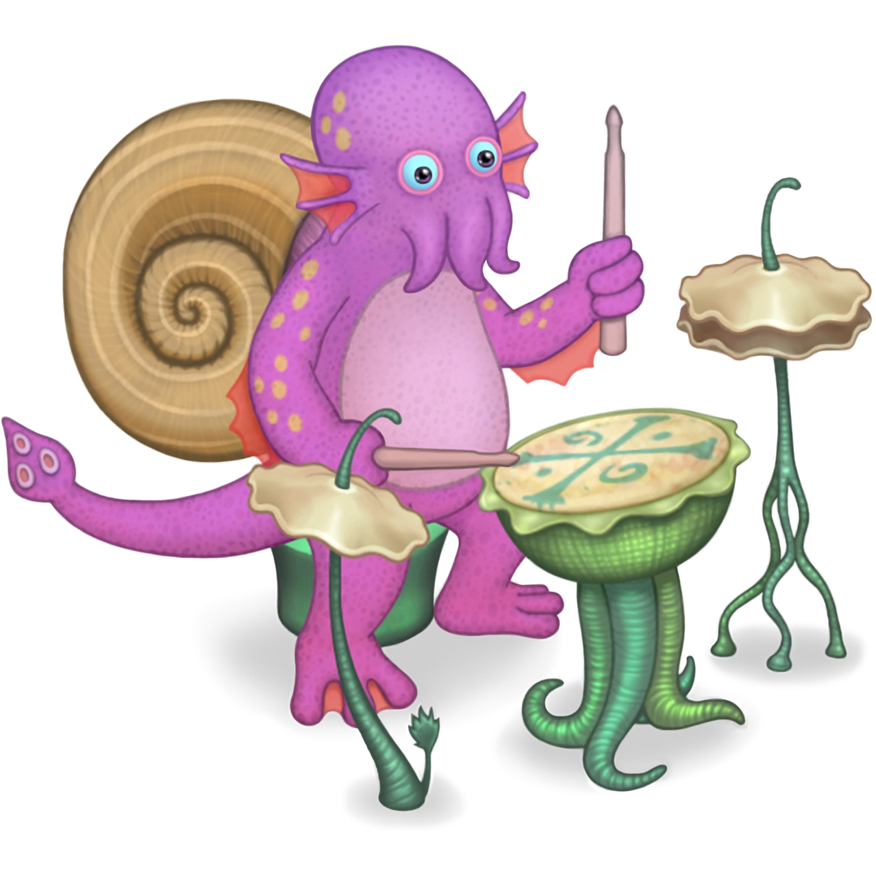 Shellbeat - My Singing Monsters Wiki