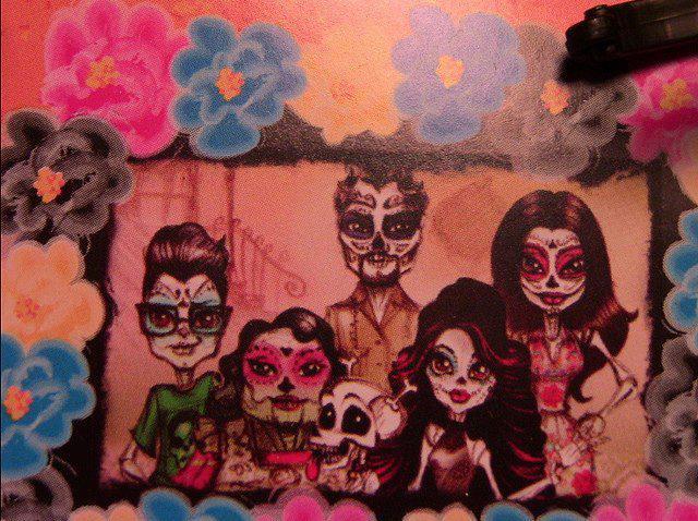 Skelita Calaveras Monster High