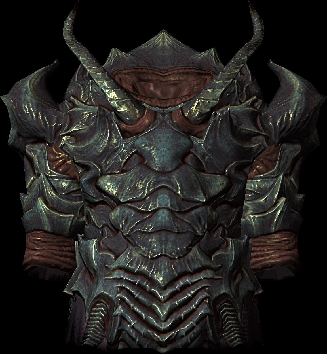 Skyrim Falmer Heavy Armor Falmer Heavy Armor