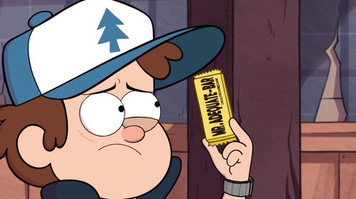 Gravity Falls Candy: S1e12 Loser Candy.png
