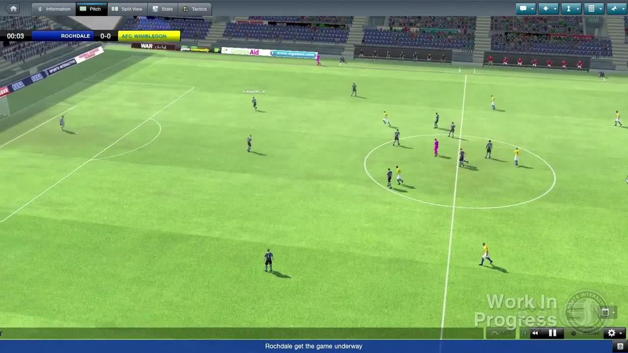 Football Manager 2013 Classic Mode Introduction
