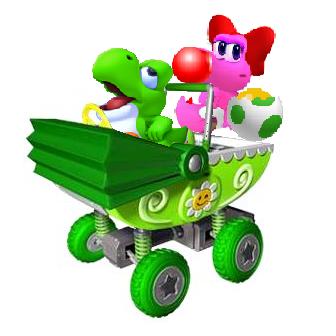 Image - Baby Yoshi and Baby Birdo.png - Fantendo, the ...