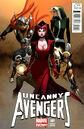 Uncanny Avengers Vol 1 1 Olivier Copiel Variant.jpg