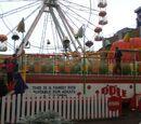 Apple Coaster (Codona's Amusement Park)