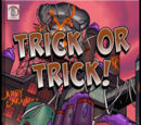Issue 9.1 - Trick or Trick! - Halloween special