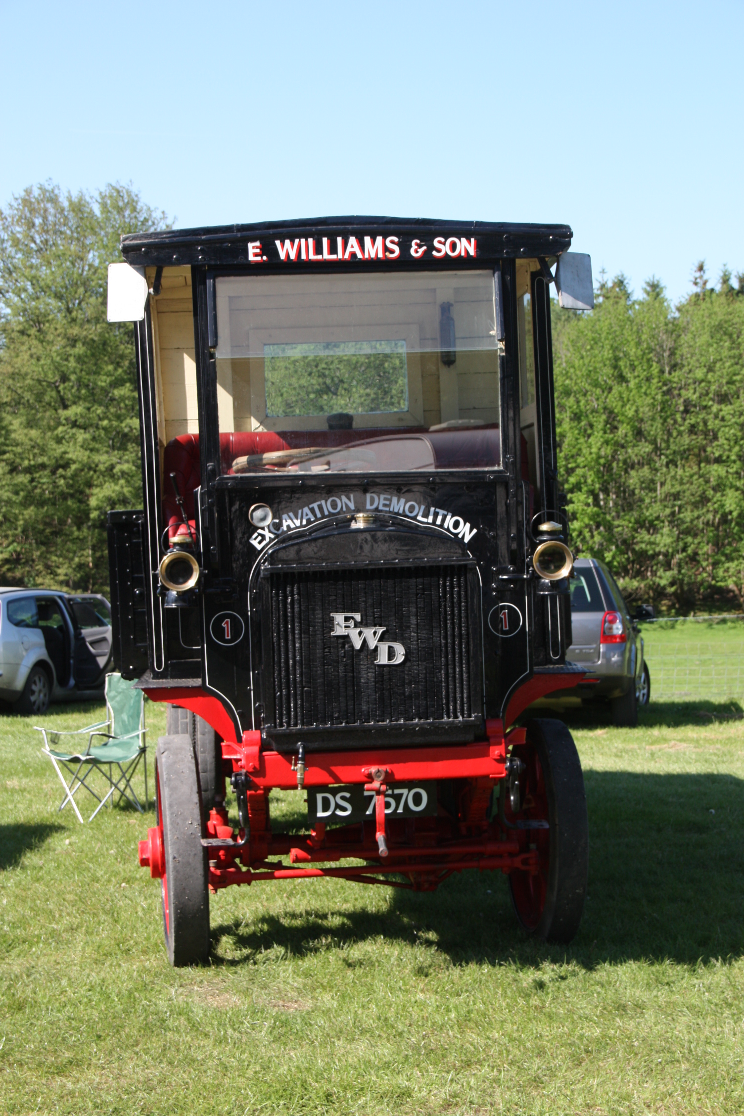 Fwd Auto Co - Tractor  U0026 Construction Plant Wiki