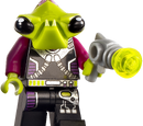 Alien Conquest Minifigures