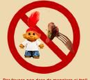 Minerva Titani/Non dare da mangiare ai troll