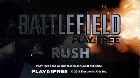 Battlefield Play4Free: Rush Trailer