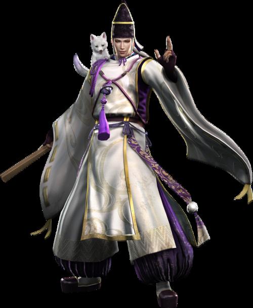 Warriors Orochi 3 Wikipedia: Seimei Abe