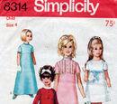 Simplicity 8314 A