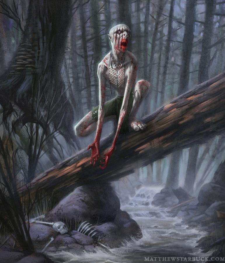 10 Criaturas mitológicas metamórfica Wendigo_by_faxtar-d57co0n-1-