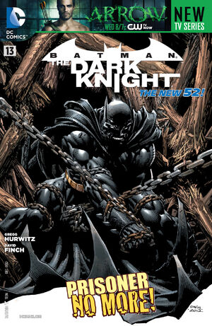 [DC Comics] Batman: discusión general 300px-Batman_The_Dark_Knight_Vol_2_13