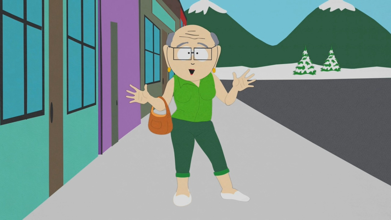 Mr Garrison S Fancy New Vagina South Park Archives Cartman Stan Kenny Kyle
