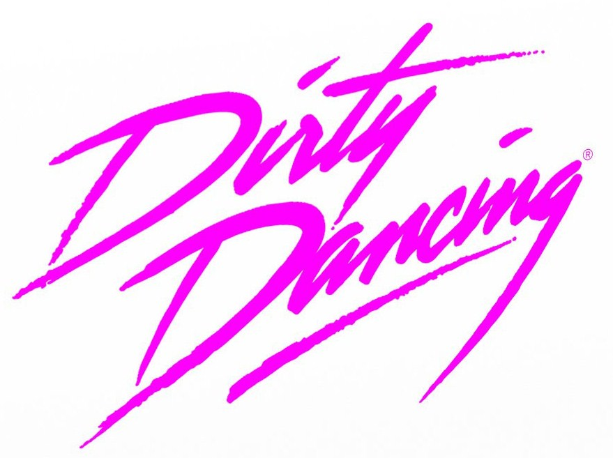 Image - Dirty Dancing logo.jpg - Logopedia, the logo and branding site