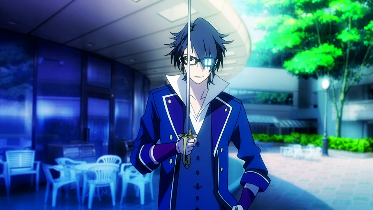 Saruhiko Fushimi K Project Wiki A Database About The K