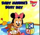 Baby Minnie's Busy Day