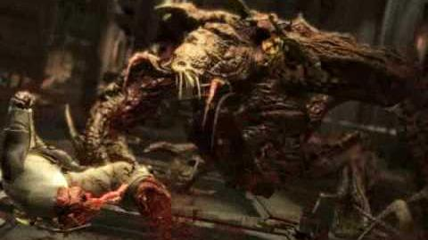Dead Space - Muerte a manos del Brute