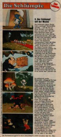 Hörzu 16 1983 Story