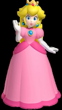 Peach, Mario Party 9