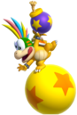 Lemmy Koopa, New Super Mario Bros. U.png