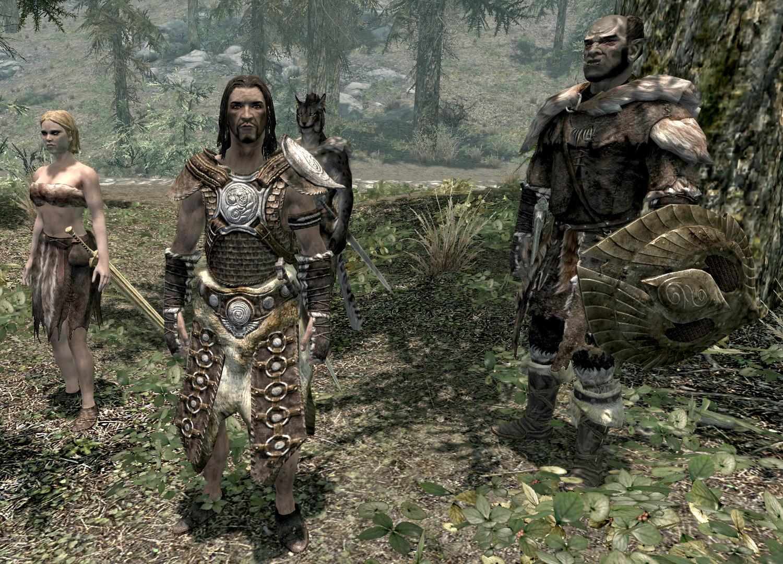 Bandits Skyrim The Elder Scrolls Wiki