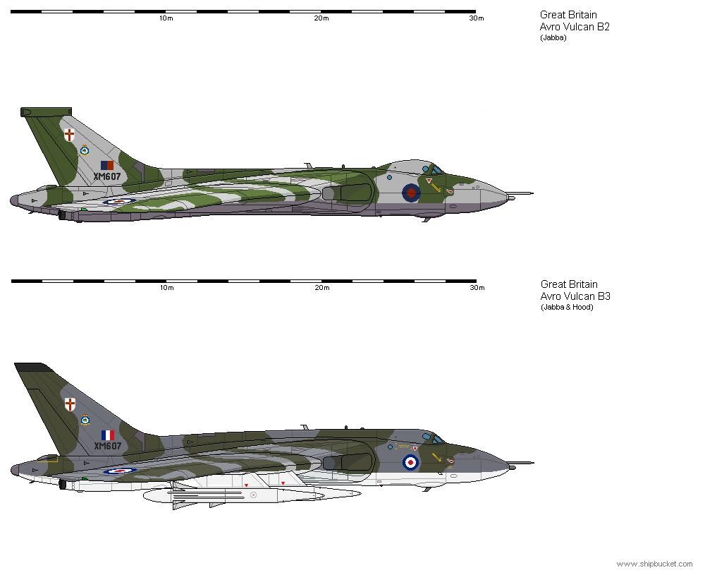 Avro Vulcan  Wikipédia