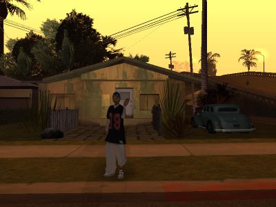 how to find denise in gta san andreas