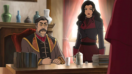 Asami Sato's relationships - Avatar Wiki, the Avatar: The ...