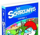 Les Schtroumpfs Coffret 1 (Region 1 DVD)