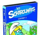 Les Schtroumpfs Coffret 2 (Region 1 DVD)