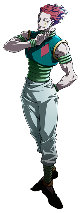 hisoka hunter x - photo #30