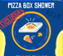 Pizza Box Shower