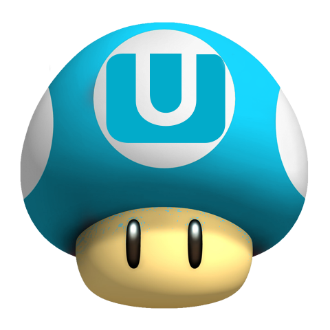Image - Wii U Mushroom 2.png - Fantendo, the Nintendo ...