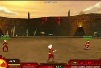 Avatar the last airbender - Game - Legends of the Arena ...