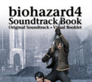 Biohazard 4 Soundtrack Book