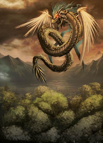 Quetzalcoatl  Maya Myt...