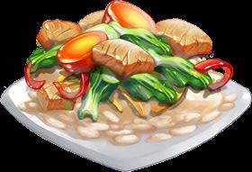 Recipe-Chop Suey