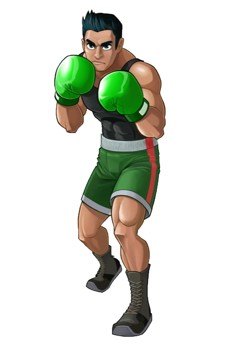 Mike Tyson Punch Out Wii : Little mac the nintendo wiki wii ds and all