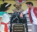 Estatua de la Escuela