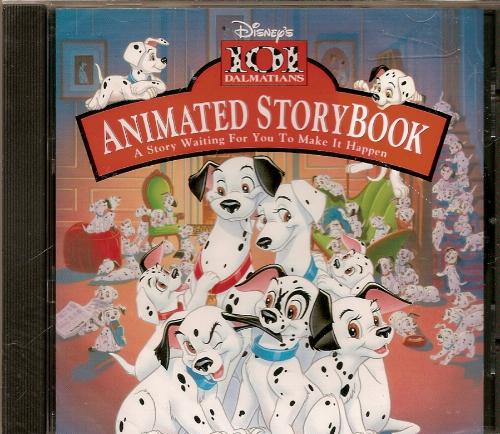 animated storybook  101 dalmatians