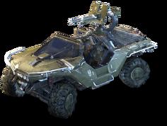 Warthog UNSC H4