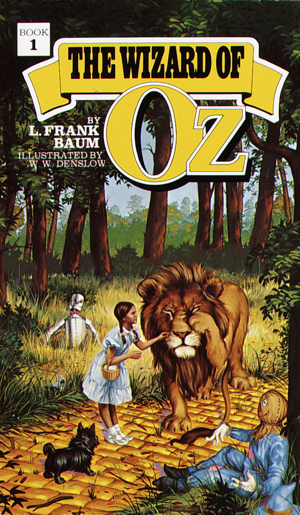 The Wonderful Wizard of Oz - Oz Wiki - The Wonderful ...