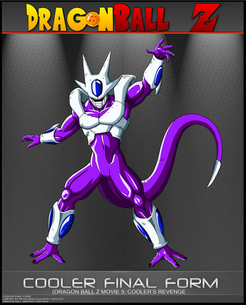 Image - Dragon ball z cooler final form by tekilazo ...