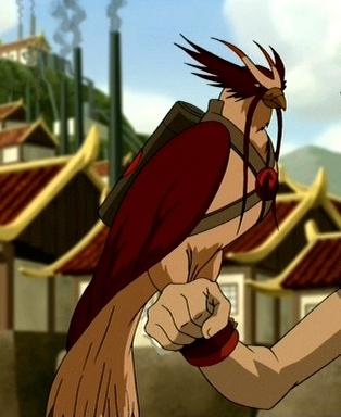 Kurogan clan Hawk Summons(WIP) Hawky
