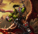 Clans orcs