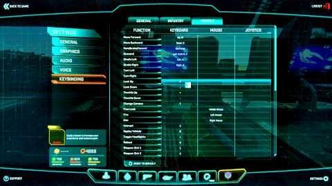 Planetside 2 Basic Training Air Vehicle Training